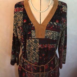 NWT Ralph Lauren Boho Dress C3-2
